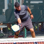 Mark Stemerrman Gold Medal Mens Double 60 + Pickleball Tournament Tampa Bay Senior Games 2013, Sun City Center, FL