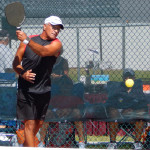 Mens 50 + Doubles Pickleball Tournament Tampa Bay Senior Games 2013, Sun City Center, FL
