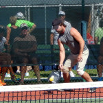 Men's Doubles Pickleball Tournament 55+ Tampa Bay Senior Games 2013, Sun City Center, Florida [DAY TWO: Saturday, October 26, 2013]