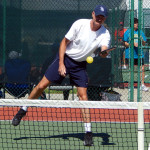 Men's Doubles Pickleball Tournament 50+ Tampa Bay Senior Games 2013, Sun City Center, FL [DAY TWO: Saturday, October 26, 2013]