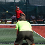Mens Doubles PickleballTournament Tampa Bay Senior Games 2013, Sun City Center, FL