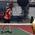 Womens Doubles Pickleball Tournament at Tampa Bay Senior Games 2013, Sun City Center