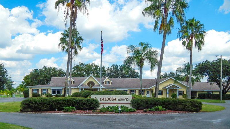 Caloosa Golf and Country Club, Sun City Center, FL